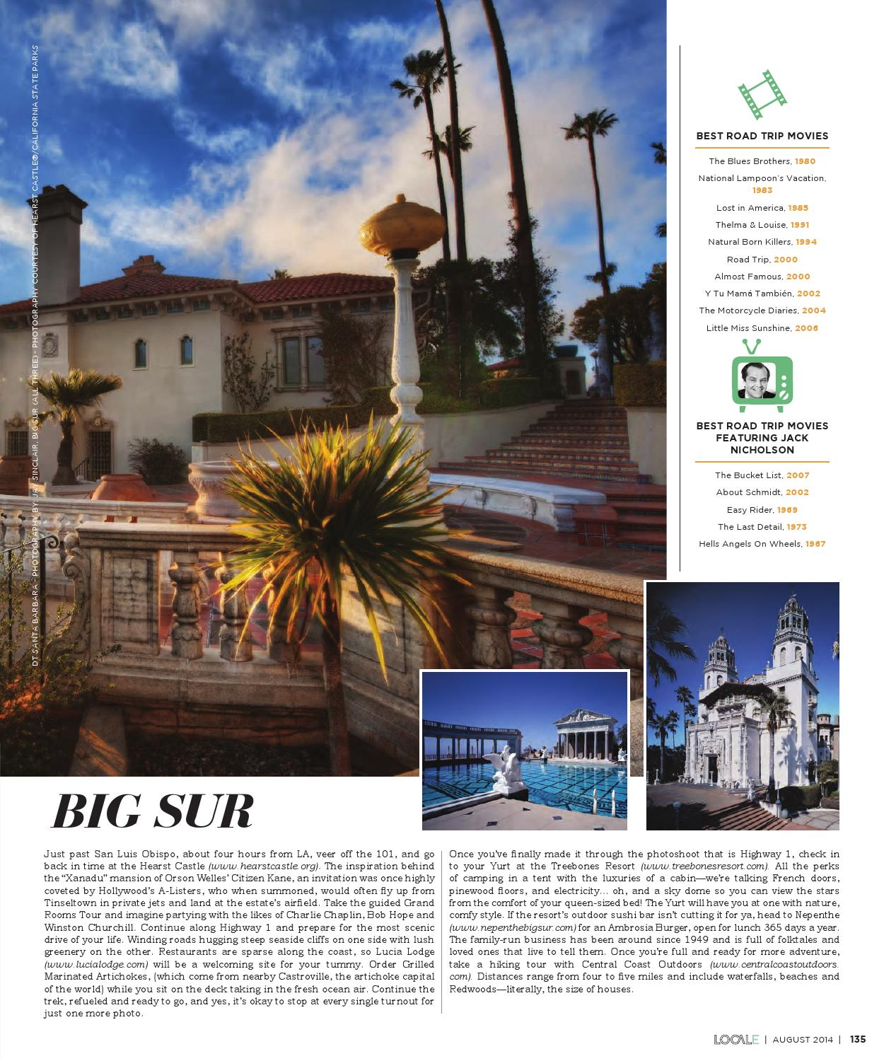 Los Angeles August 2014 by Locale Magazine - issuu