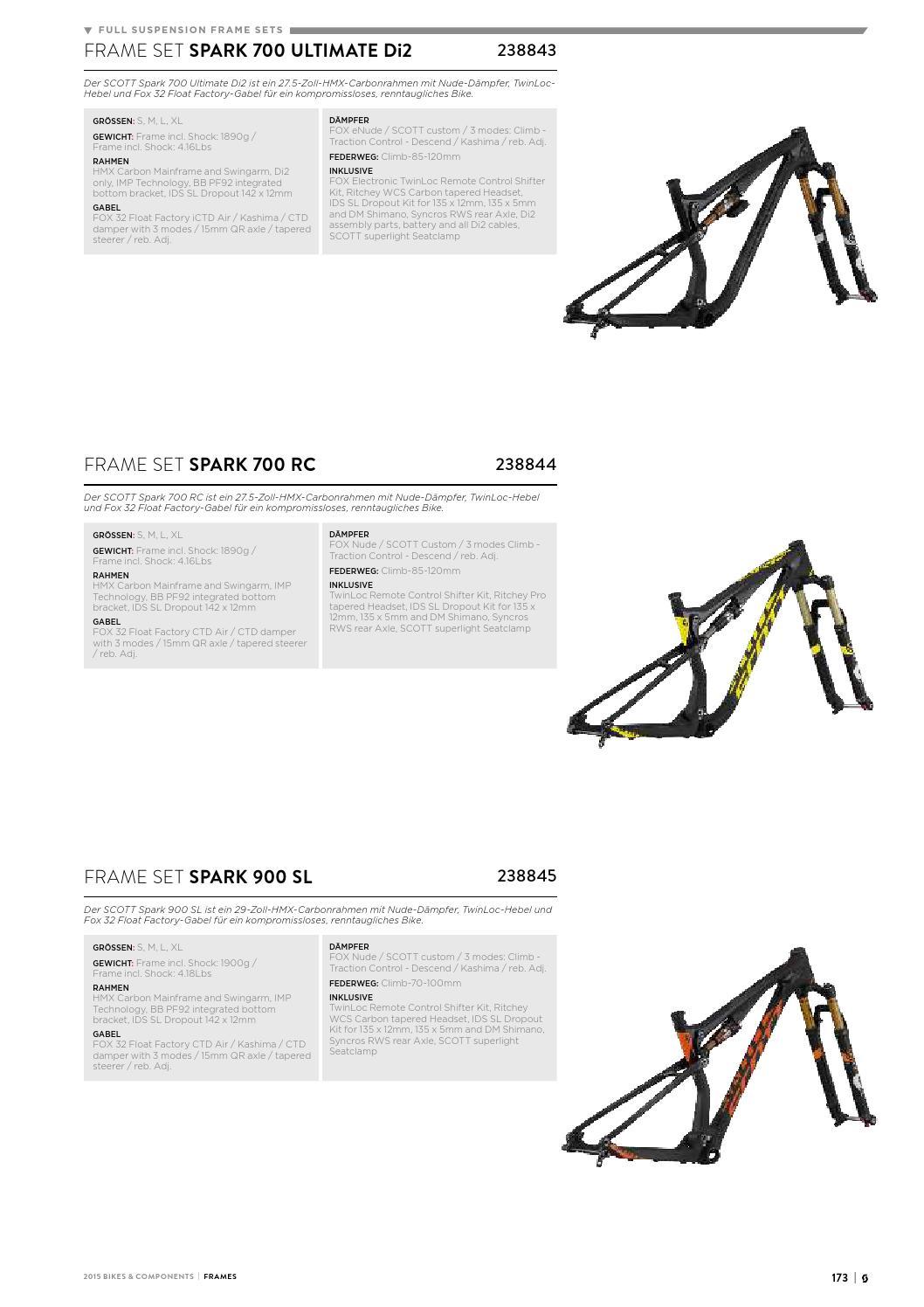 bikeimpuls SCOTT Workbook Bike 2015 by bikeimpuls - issuu