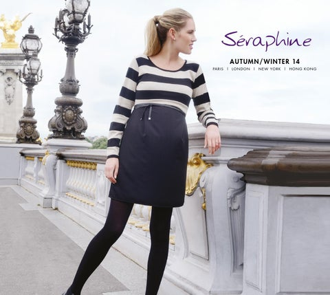 a883b16fc8db4 Seraphine Autumn/Winter 14 Brochure by Seraphine - issuu