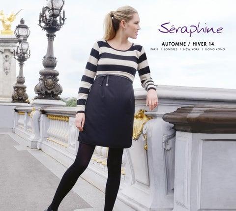 0275fdcf6e61e Seraphine Automne Hiver 14 Brochure by Seraphine - issuu