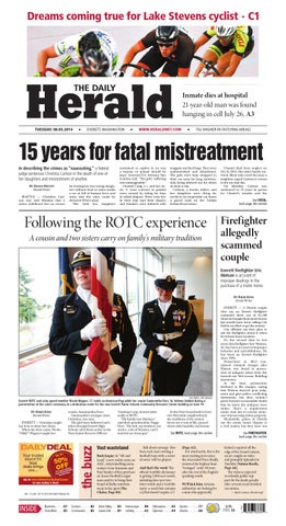 Everett Daily Herald August 05 2014 By Sound Publishing Issuu