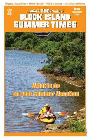 668320629d0371 August 2014 Block Island Summer Times by blockisland - issuu