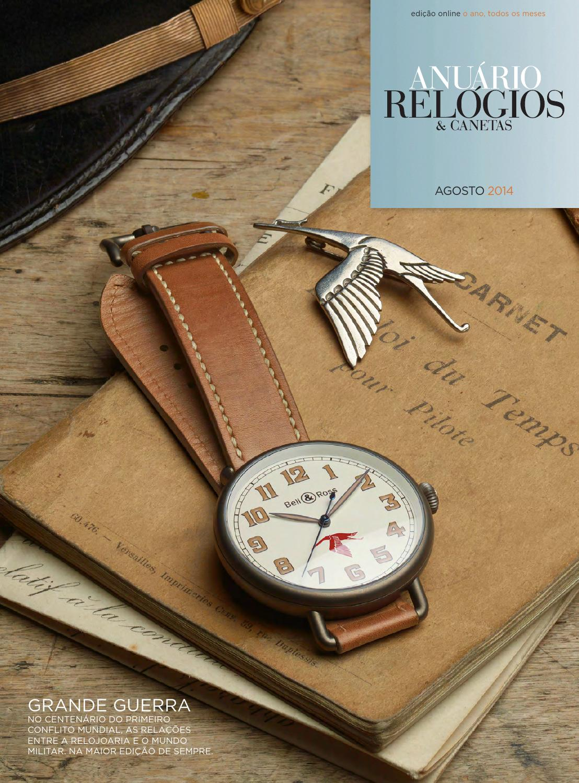 a2fdceae948 Relógios   Canetas Online Agosto 2014 by Projectos Especiais - issuu