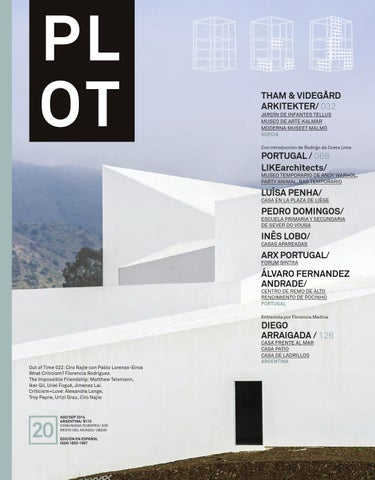 PLOT 20 by Revista PLOT - issuu