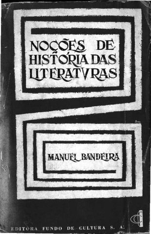 Nocoes de historia das literaturas by Jose Barbosa - issuu