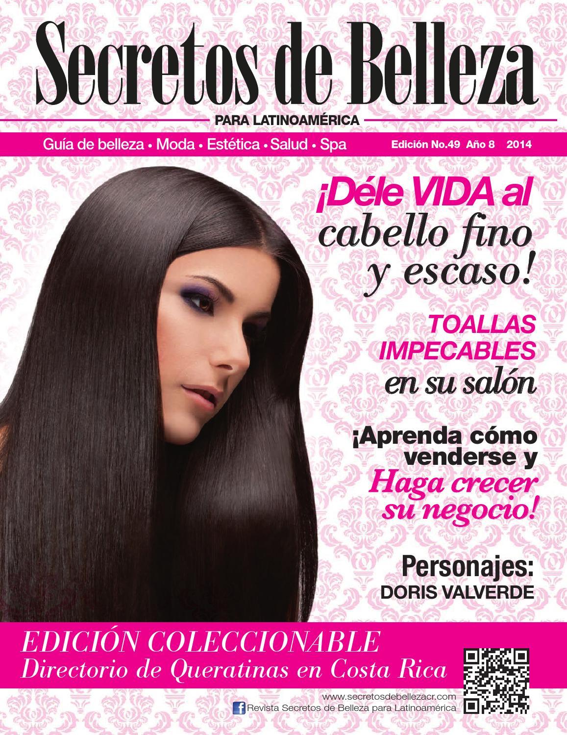Revista Secretos de Belleza para Latinoamérica | Ed. 49 ...