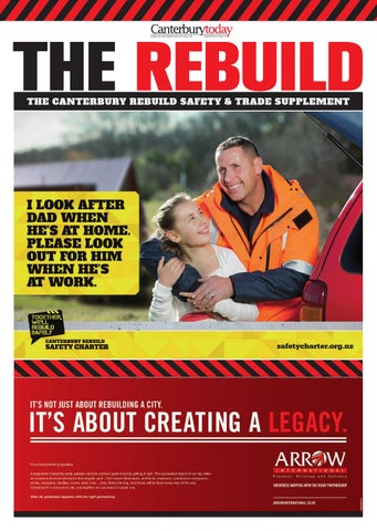The Rebuild Supplement 125 By Academy Group Issuu