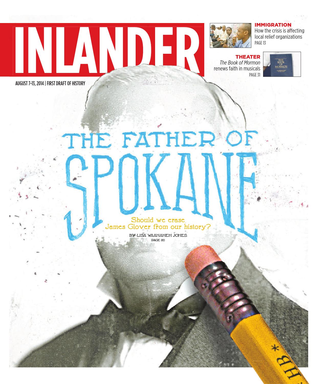 Inlander 08 07 2014 by The Inlander - issuu 0ac1d97549