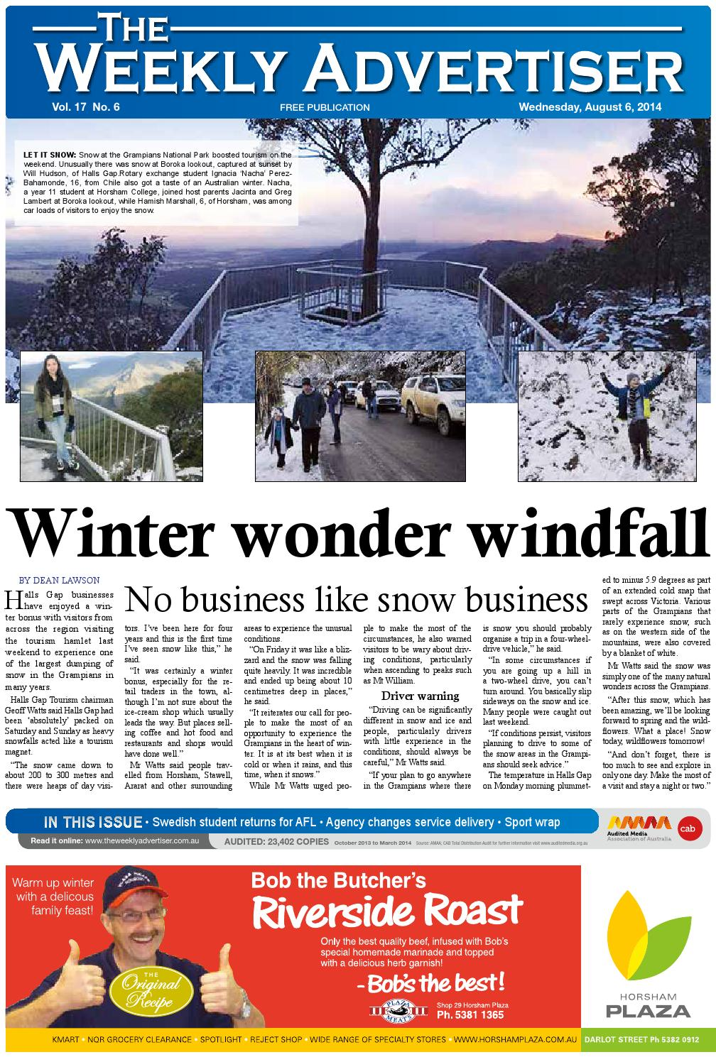 The Weekly Advertiser Wednesday August 6 2014 By The Weekly Advertiser Issuu