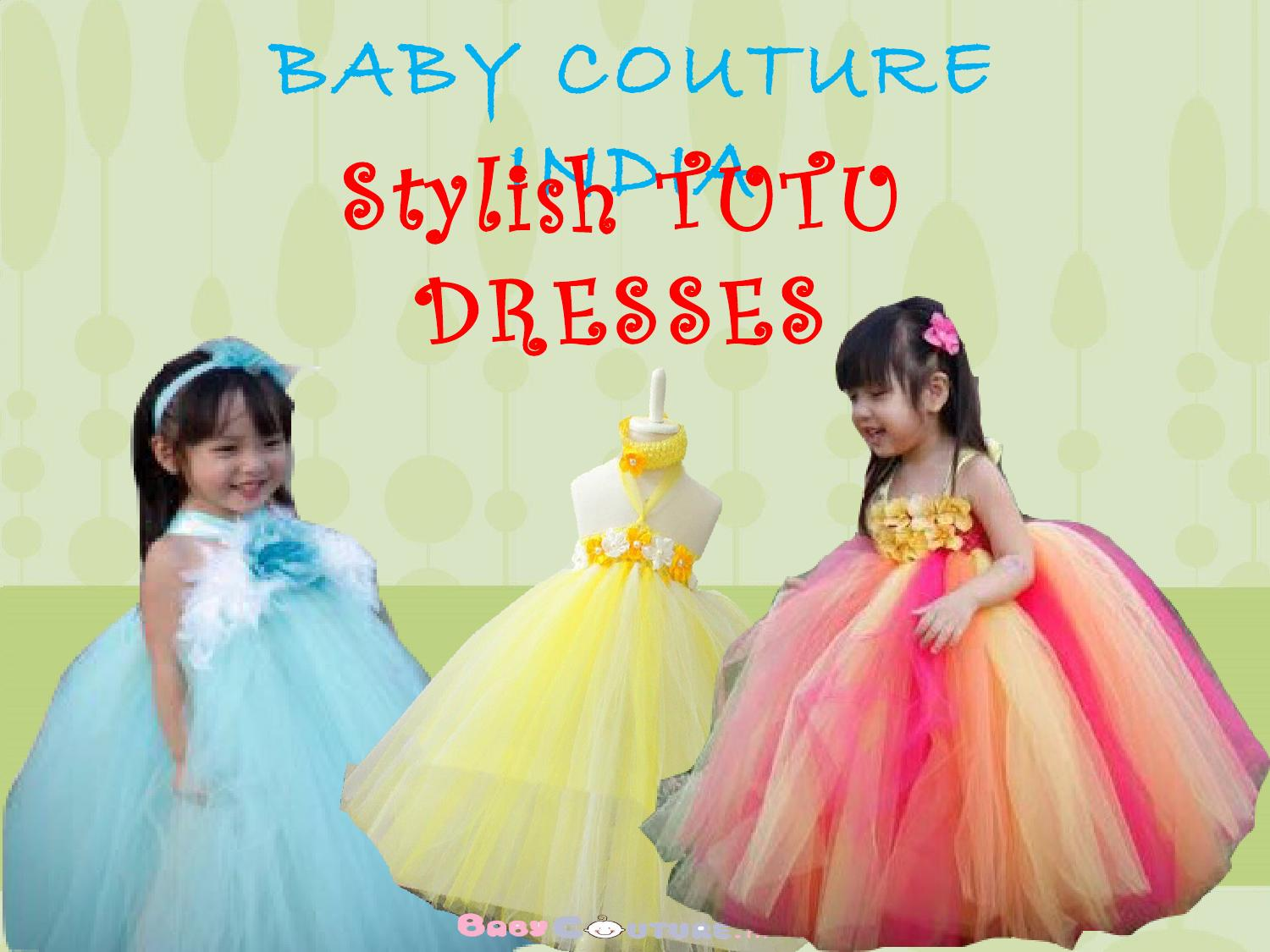 5ad893754 Baby Couture India - Baby Tutu Dresses Online India by Baby Couture ...