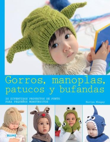 Punto para bebés y niños by Editorial Blume - issuu c64bafaf4f0
