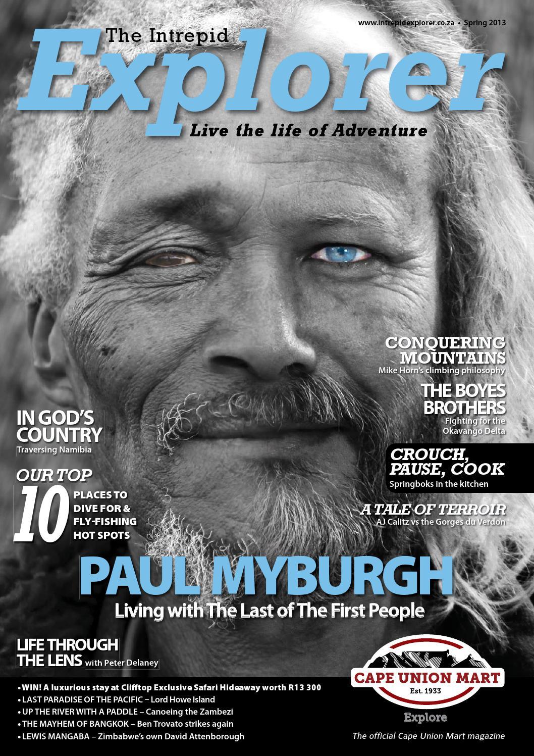 09f5c96adb6b The Intrepid Explorer magazine - Spring 2013 by The Intrepid Explorer -  issuu