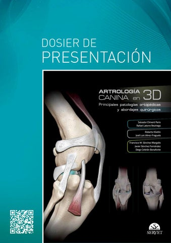 Artrología canina en 3D by Grupo Asís - issuu