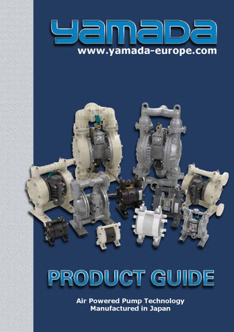 Yamada europe product guide en0614 by yamada hengelo issuu yamada europe ccuart Images