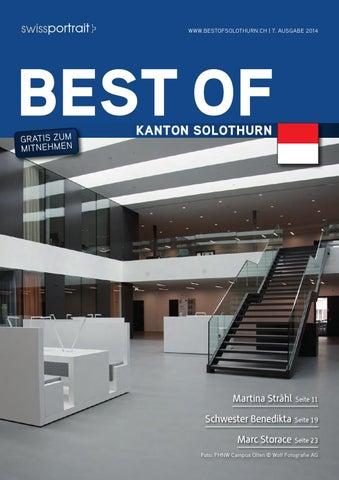 Best Of Solothurn 7. Ausgabe 2014 By Miplan AG   Issuu