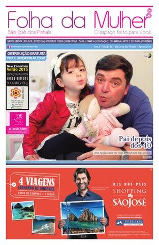 Folha da Mulher - São José dos Pinhais - 30ª ed. - agosto 2014 9fdb032e97