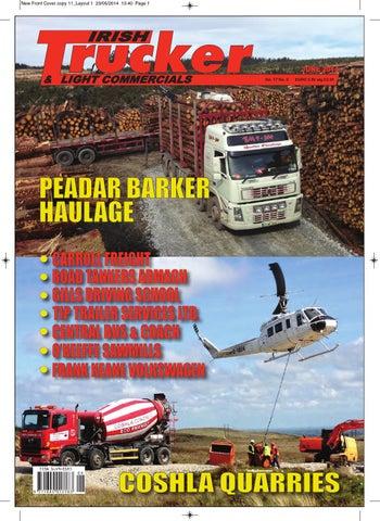 Truckerjune2014 By Lynn Group Media Issuu