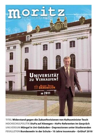 heuler - das Studentenmagazin #98 by heuler – Das Studentenmagazin ...