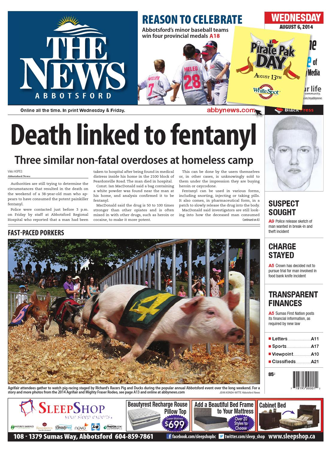 Abbotsford news august 06 2014 by black press issuu sciox Choice Image