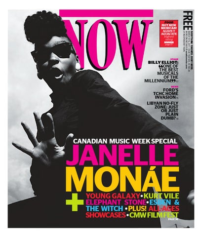 Now Magazine 3028 By Now Magazine Issuu