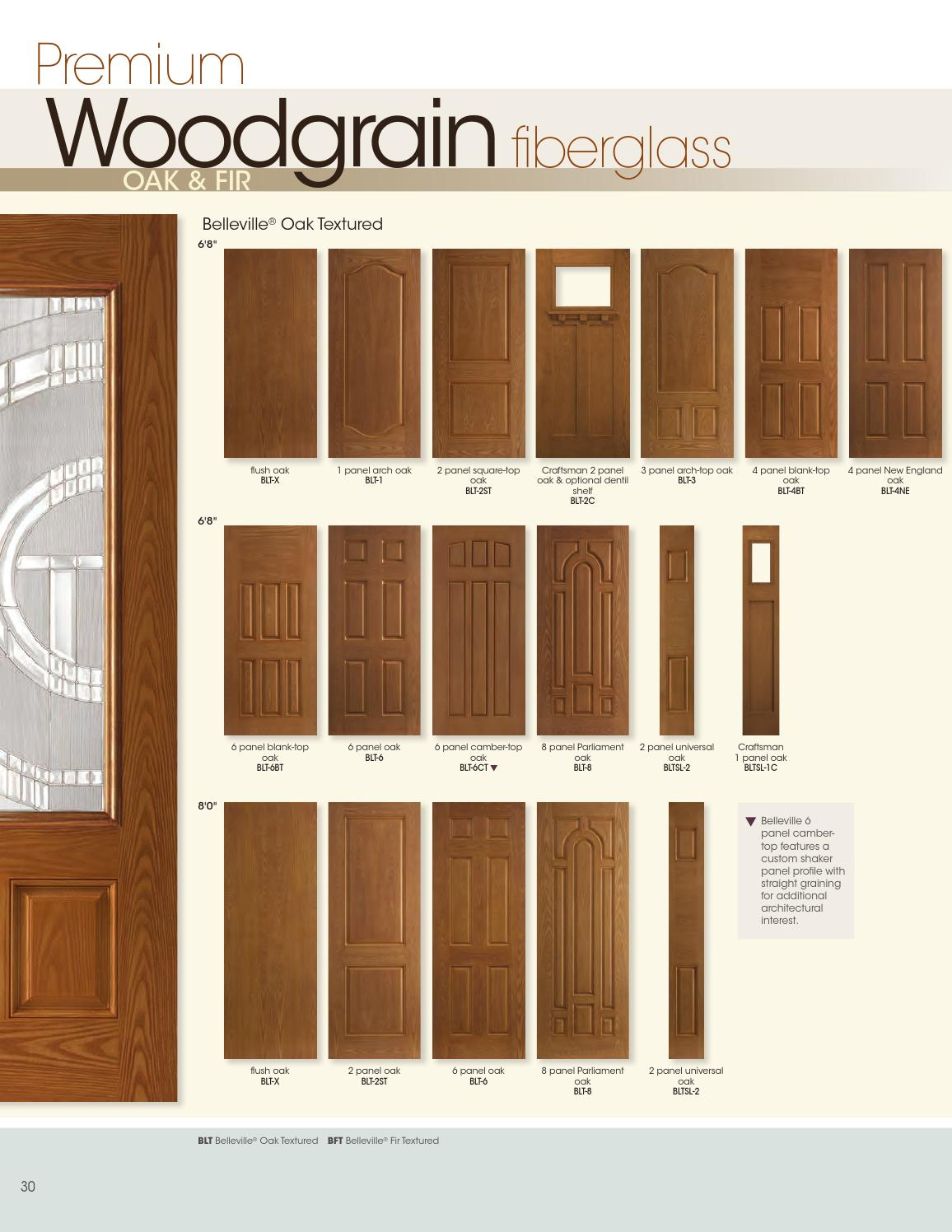 Masonite Steel Amp Fiberglass Exterior Door Full Line