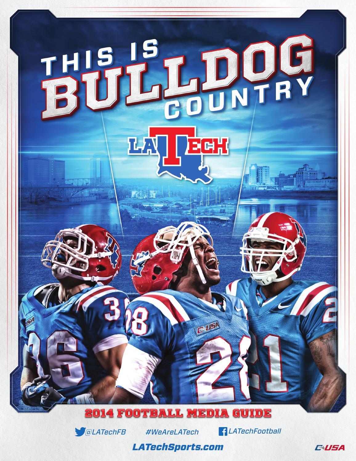 2014 Louisiana Tech Football Media Guide by Louisiana Tech Athletics - issuu 771c735ca