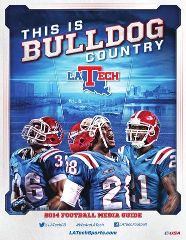 2014 Louisiana Tech Football Media Guide by Louisiana Tech Athletics ... 2bec8b2e8