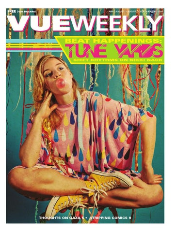 7bb09416602 981  Tune-Yards by Vue Weekly - issuu