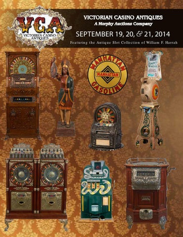 Victorian Casino Antiques A Morphy Compnay September 2014 by