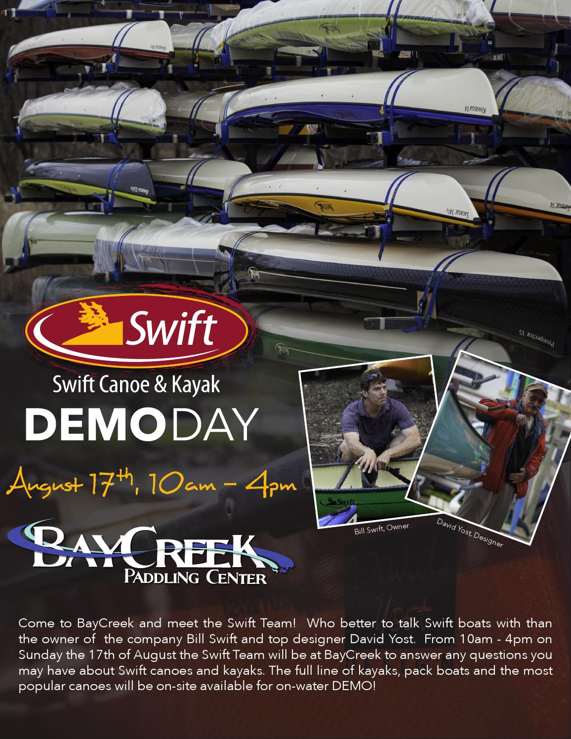 Swift DEMO Day at BayCreek by Dave Hulburt - issuu