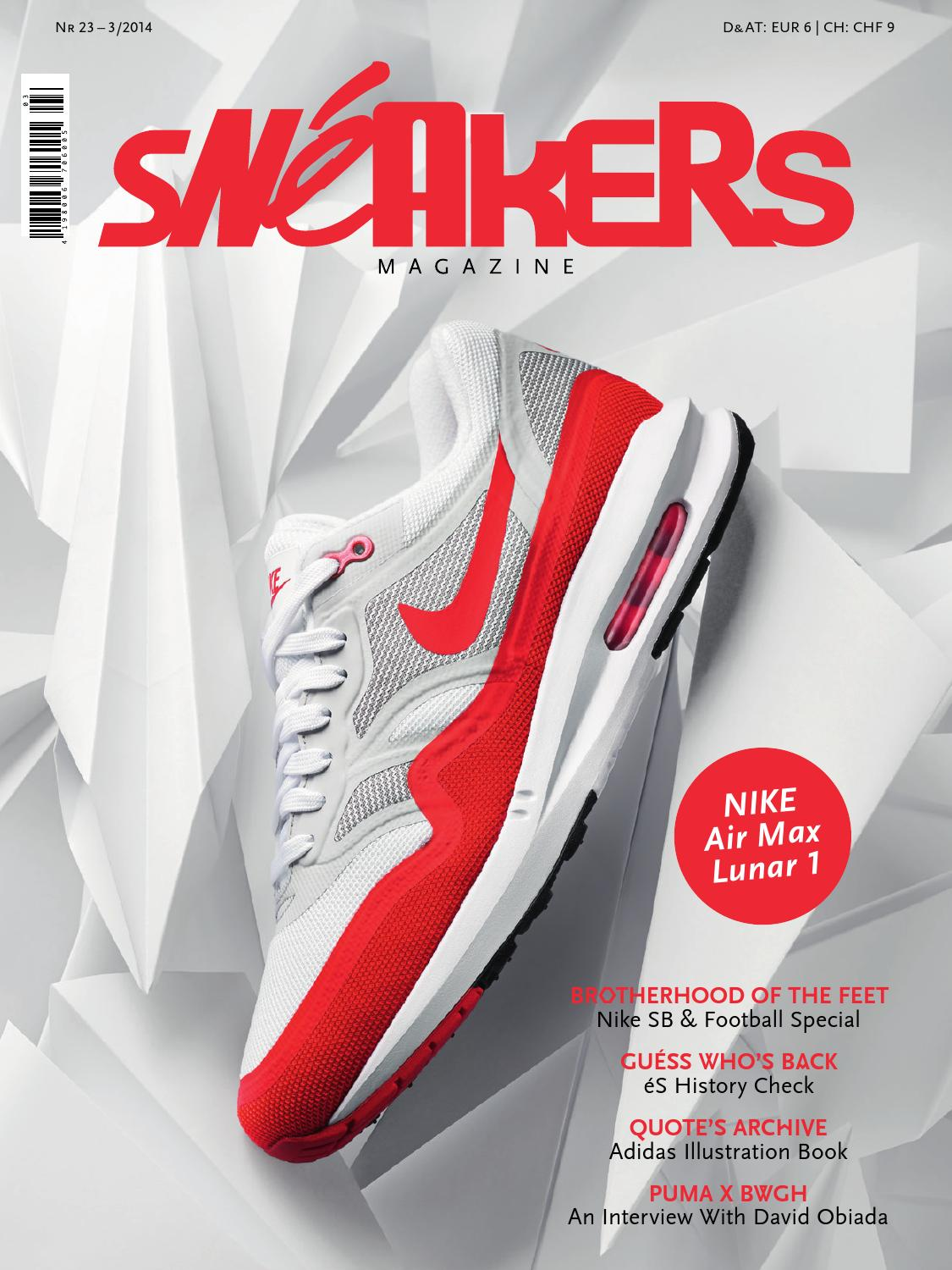 ab706ed315c6 Sneakers Magazine 23 by Monday Publishing GmbH - issuu