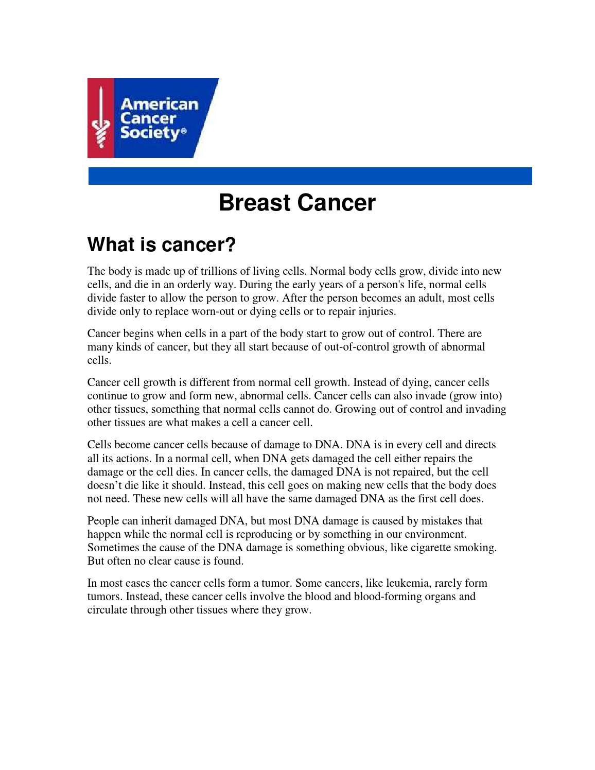 Avastins Breast Cancer Effect Modest At Best