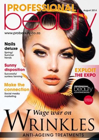 e4af0daffd1 Pro beauty august 2014 by Professional Beauty SA - issuu