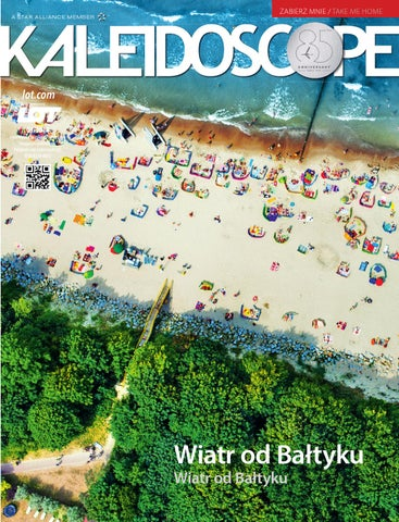 Kaleidoscope 1407 by LOT Polish Airlines - issuu