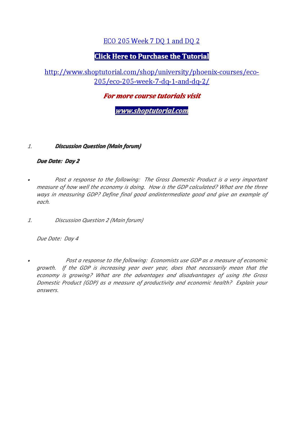 ECO 250 Homework 5 (UNCG)