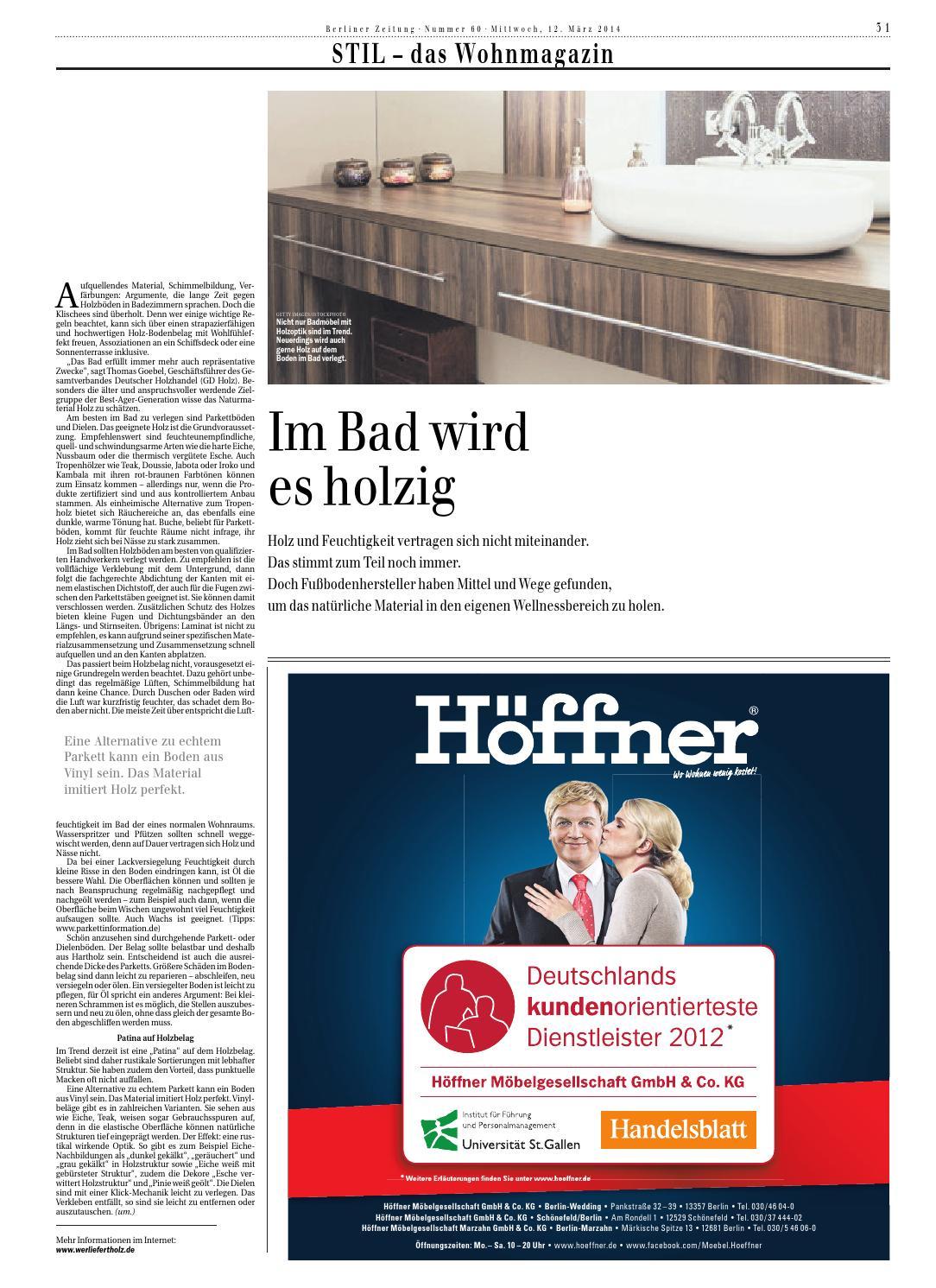 Stilbeilage By Berlin Medien Gmbh Issuu