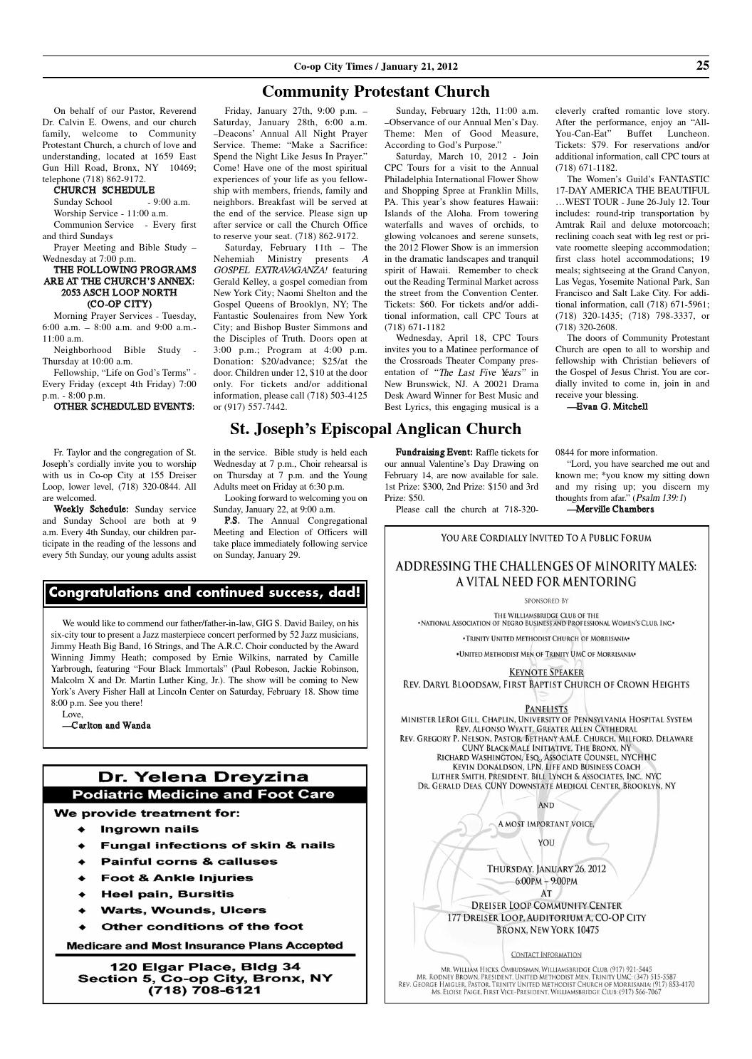 Co-op City Times 01/21/12 by Co-op City Times - issuu
