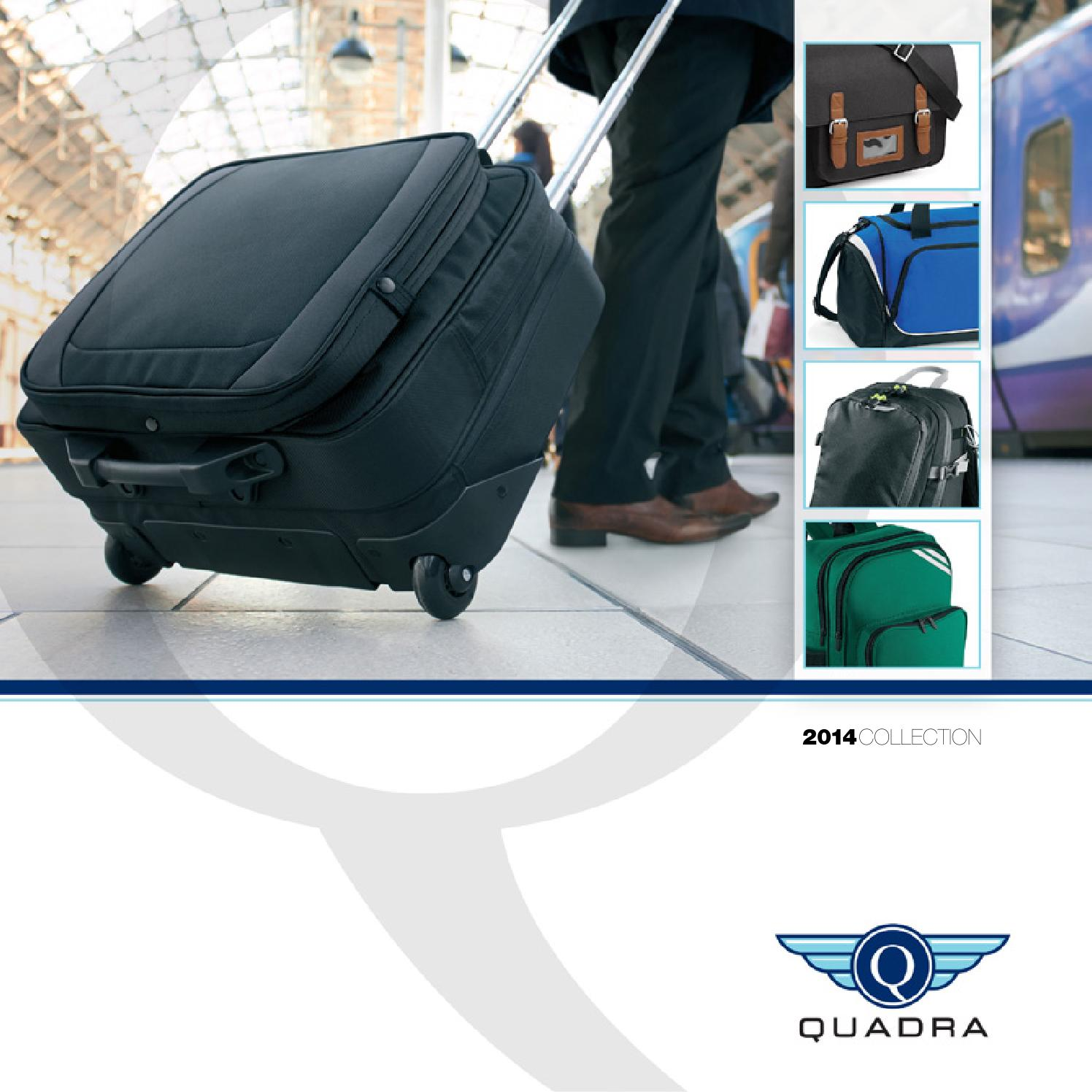 bc38d1152e20 Quadra Bags by AGRAPH PROMOTION - issuu