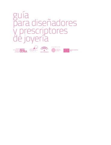 f24270dd0993 Guía de técnicas y materiales dd joyeria by BLANCA - issuu