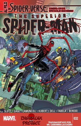 Superior Spider Man Pdf