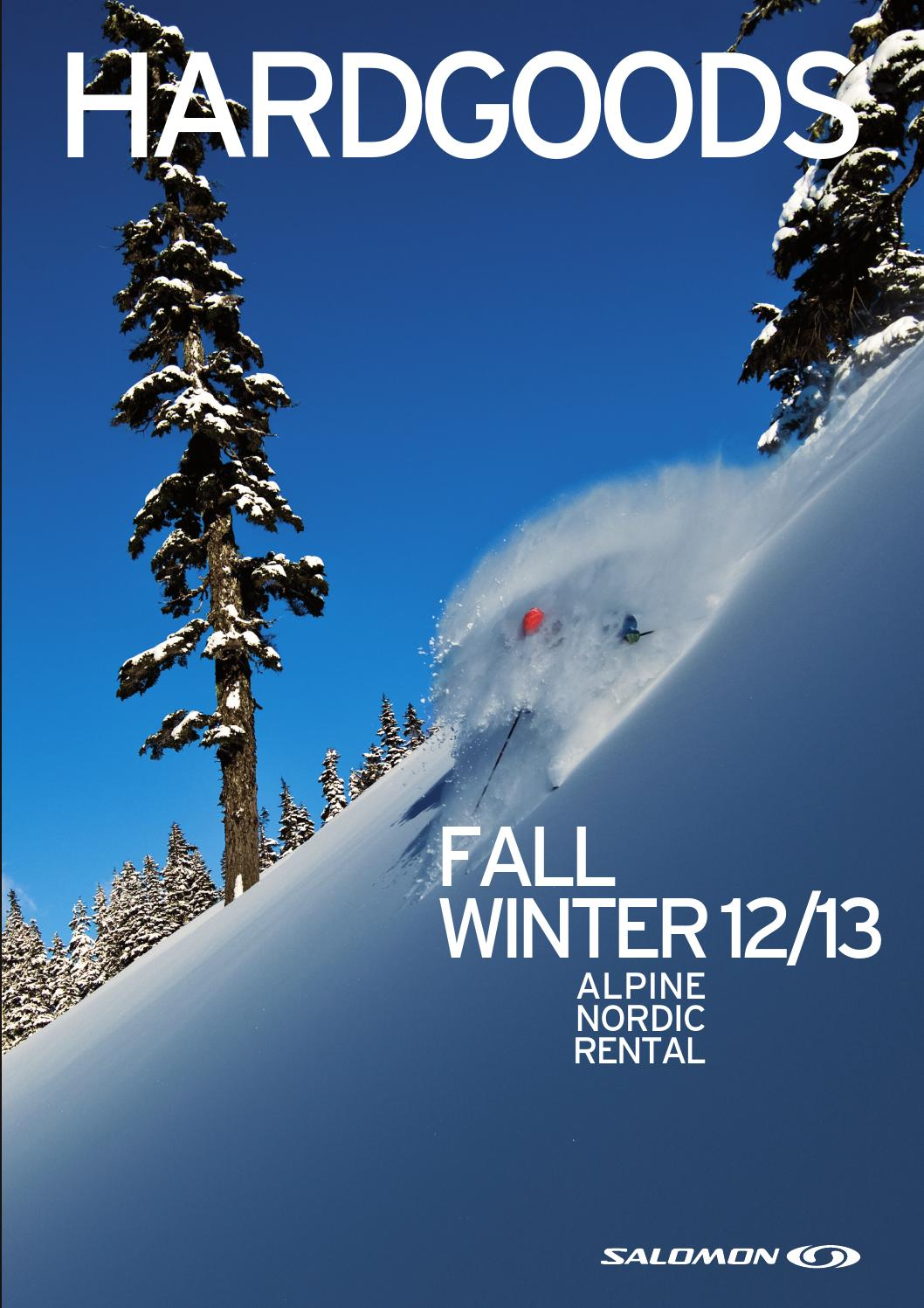 Salomon 1213 hardgoods by zuzupopo.snow issuu