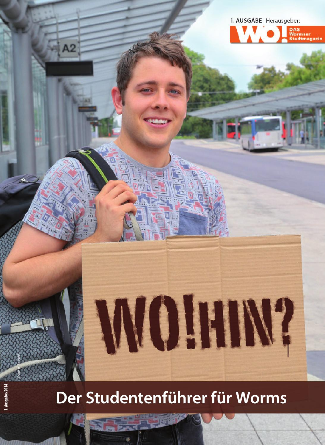 Wohin studifu¦êhrer web by WO! – DAS Wormser Stadtmagazin - issuu