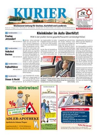 4e1f8b1047e8c KW 32-2014 by Wochenanzeiger Medien GmbH - issuu