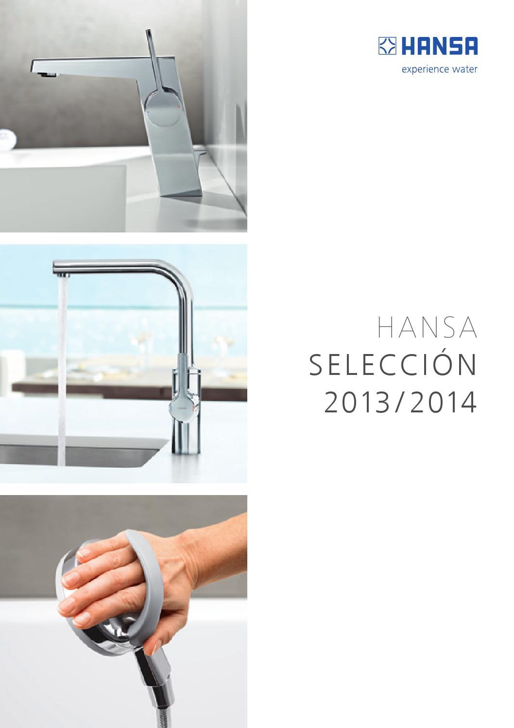 Hansa 57522203 Grifo de ba/ño