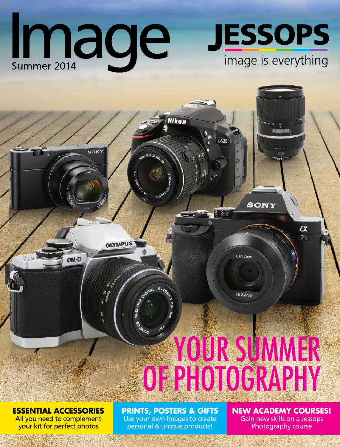 Jessops Image Summer 2014 By Bright Publishing Issuu Lowepro Nova Sport 17l Aw Pepper Red