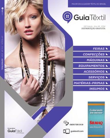0413dcfb7849e Guia Têxtil - 19ª Edição by Guia Têxtil - issuu
