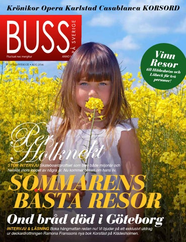73a4887f1446 Resemagasinet Buss #7 2016 by resemagasinetbuss - issuu