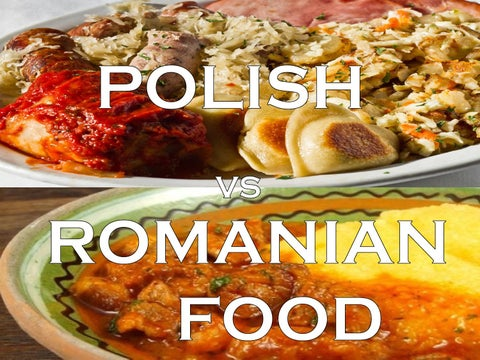 Polish vs romanian food by nina c issuu it turns out we are not that different even in terms of food though we have our own outstanding national dishes forumfinder Choice Image