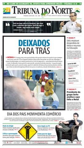 b422c6e2a0f9b Tribuna do Norte - 10 08 2014 by Empresa Jornalística Tribuna do ...