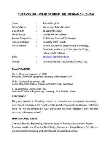 research paper by muhammad waqas chughtai